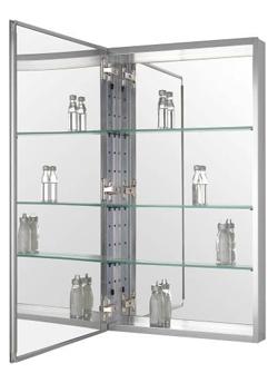 Rust-Free Medicine Cabinet