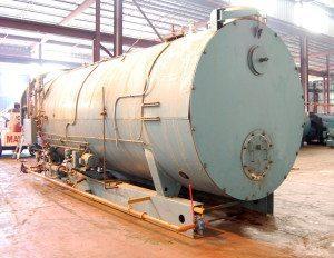 Industrial Boiler Chem