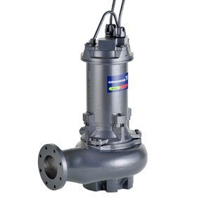 Sewage Pump from Grundfos