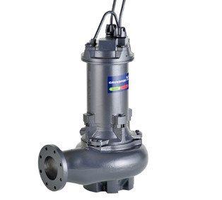 Sewage Pump from Grundfos